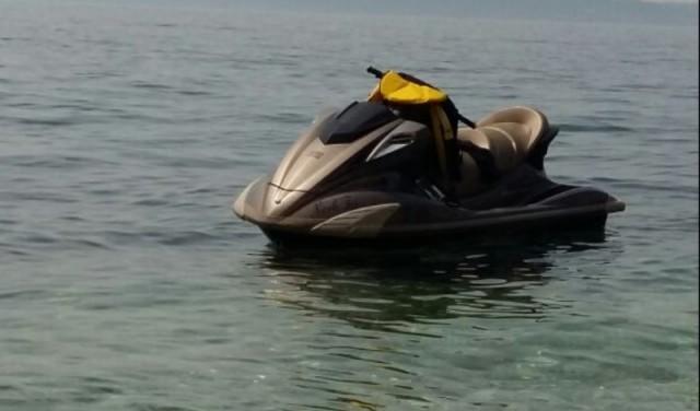 Rent a jet ski Yamaha FX1800HO - Split