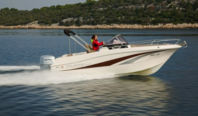 Rent a boat  Atlantic Marine 655 SunCruiser  - Split