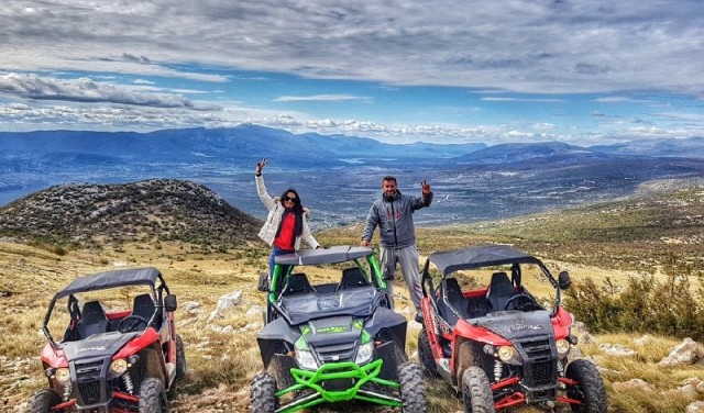 Sinj - Buggy Mountain Adventure