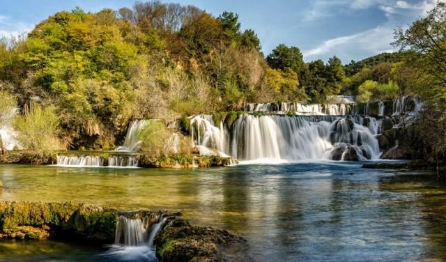 Krka waterfalls day tour from Split
