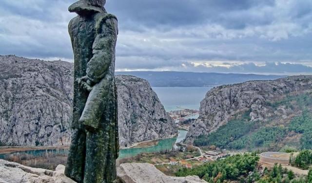 Omiš izlet iz Splita