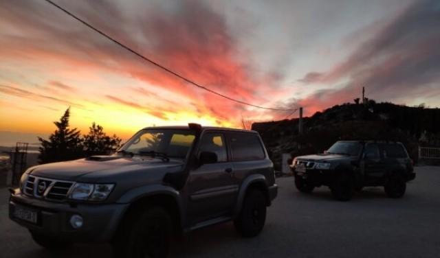 Jeep safari Kozjak from Split / Trogir