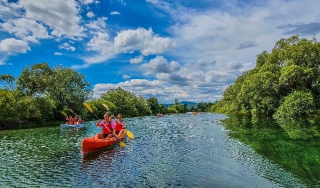 Kayak and Quad adventure near Split