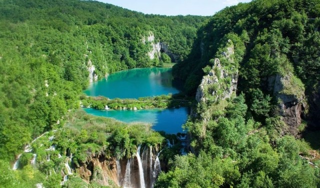Plitvice Lakes day tour from Split