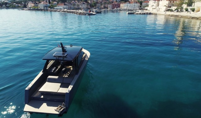 2 day private round trip by luxury boat from Split to Dubrovnik