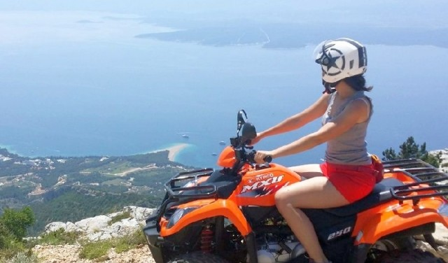 Quad & Buggy Safari Bol - Tour de  Brač