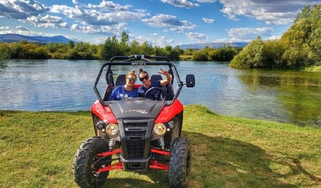 River Cetina Buggy Adventure