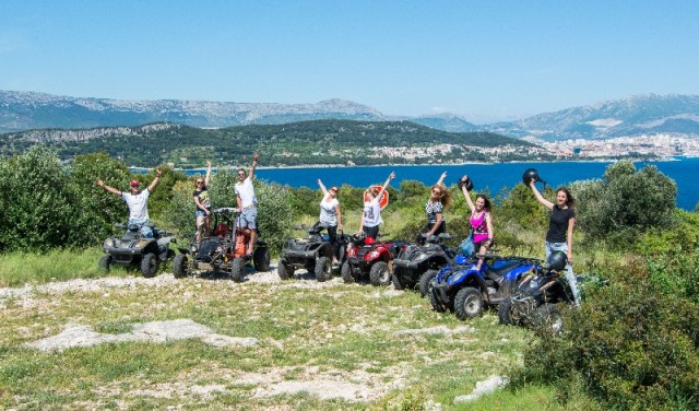 Quad Safari - Ciovo (Trogir)