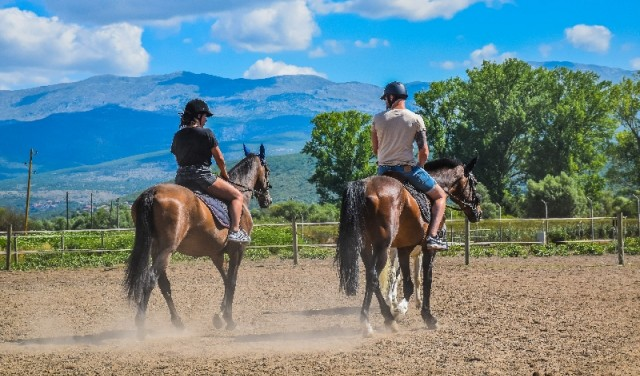 Horse riding and quad adventure near Split
