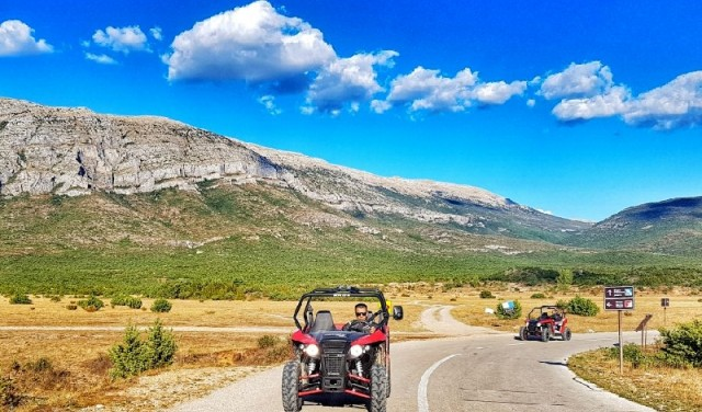 Sinj - buggy expedition adventure