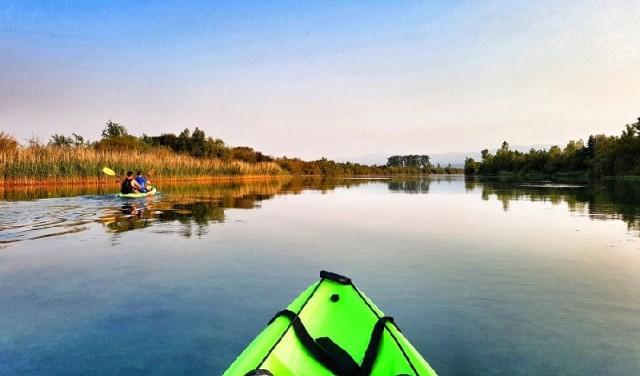 Kayak safari on river Cetina - from Split