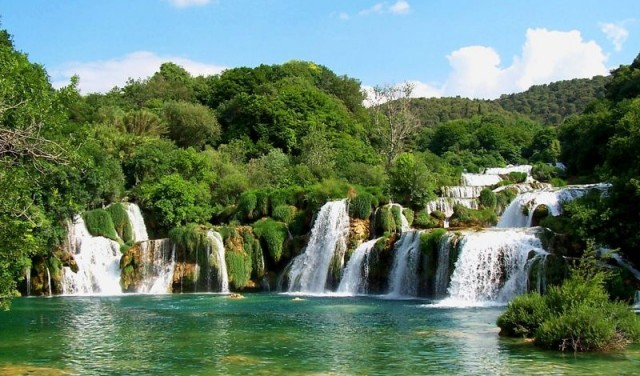 Krka waterfalls day tour from Split
