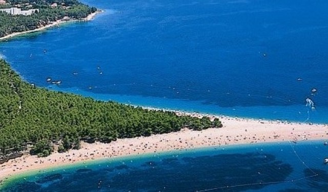Zlatni Rat (Brač) day tour from Split / Trogir