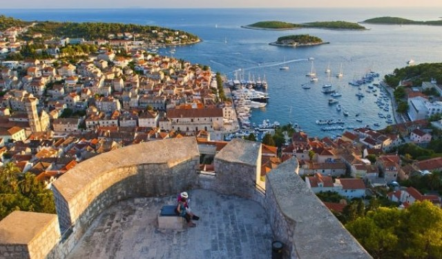 Hvar & Pakleni islands - day tour from Split / Trogir